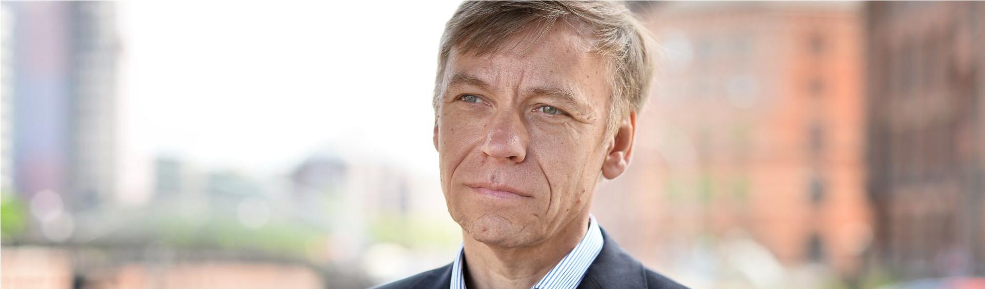 Jochen Schlicht - Partner bei ProModerare und Change Manager in Ahrensburg
